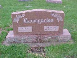 Johann August Herbert Baumgarten