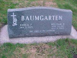 Viola Emma <i>Krueger</i> Baumgarten