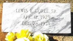Lewis Edwin Goree, Sr