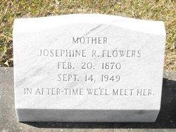 Josephine <i>Roberts</i> Flowers