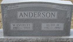 William Everett Anderson