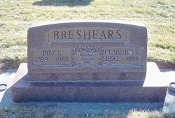 Inez L <i>Cullen</i> Breshears