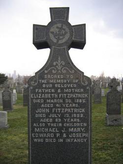 Elizabeth <i>McCabe</i> Fitzpatrick