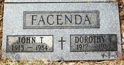 John Facenda