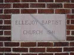 Ellejoy Baptist Church Cemetery