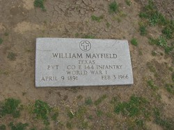 William Levi Mayfield