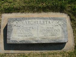 Juan Nepomoceno Archuleta