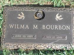 Wilma Mae <i>Kuch</i> Bourbon