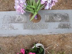 Elva <i>Hodges</i> Barnes