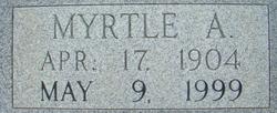 Myrtle Ann <i>DeShazer</i> Prather