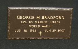 George M. Bradford