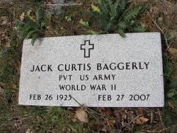 Jack Curtis Baggerly