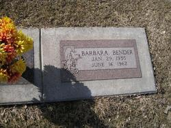 Barbara Ann Bender
