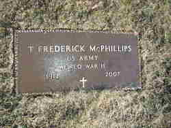 T. Fred McPhillips