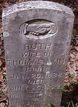Ruth <i>Leakey</i> Akin
