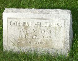 Catherine Swarthout <i>McLafferty</i> Curtiss