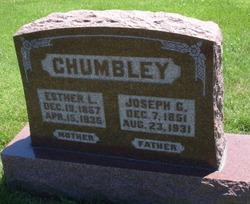 Esther Luceria <i>Pierce</i> Chumbley