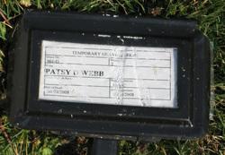 Patsy Aiken <i>Douglas</i> Webb