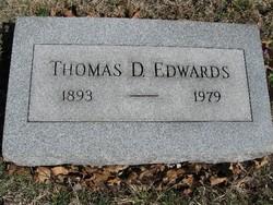 Thomas D Edwards