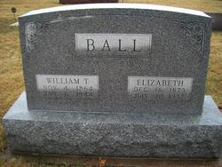 Elizabeth Lizzie <i>Hopping</i> Ball