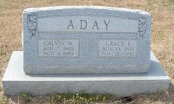 Calvin Wesley Aday