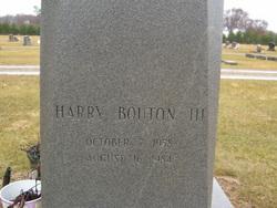 Harry Bouton Blackstone, III