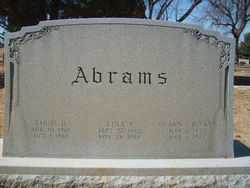 Louis Dirks Abrams