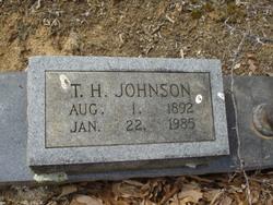 Thomas Henry Johnson