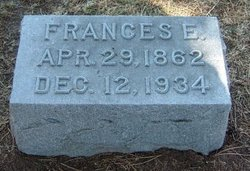 Frances E. <i>Wentworth</i> Hill
