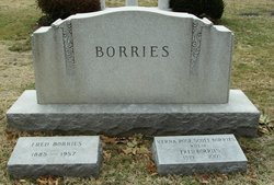 Frederick M. Borries