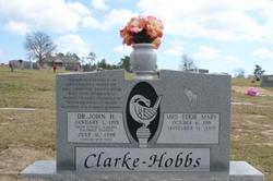 Dr John Henrik GOD Clarke