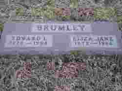 Edward Lee Brumley