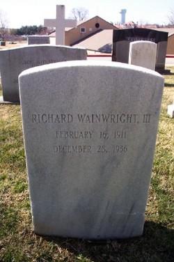Richard Wainwright, III