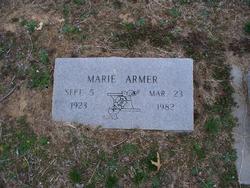 Marie Armer