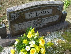 Margreat Faye <i>Rigsby</i> Coleman