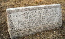 Dorsey B. Fleming, Sr