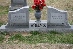 James Hubert Womack, Sr