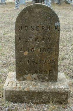 Joseph F. Altman