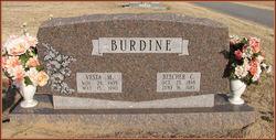 Vesta Marie <i>Nichols</i> Burdine