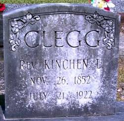Rev Kinchen Larkin Clegg