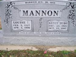 Louise I. Mannon
