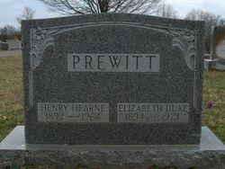 Elizabeth <i>Duke</i> Prewitt