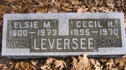 Cecil H Leversee
