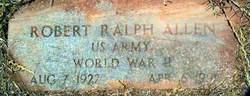 Robert Ralph Allen