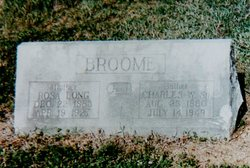 Charles Walter Broome, Sr