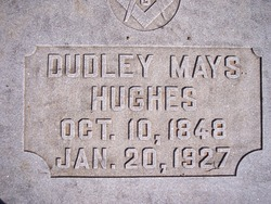 Dudley Mays Hughes