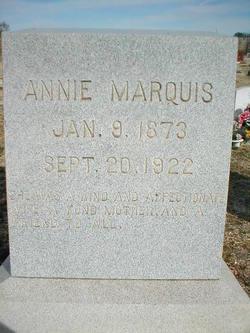 Annie Marquis