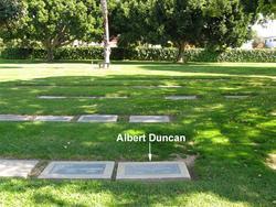 Albert Bud Duncan