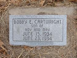 Bobby E Cartwright