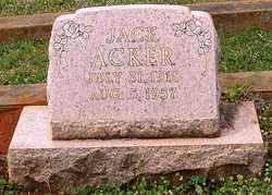 William Jackson Jack Acker